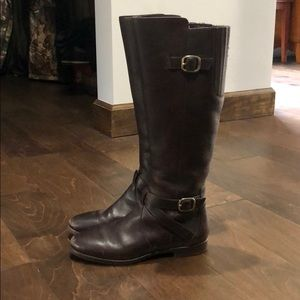 Ugg brown tall boots